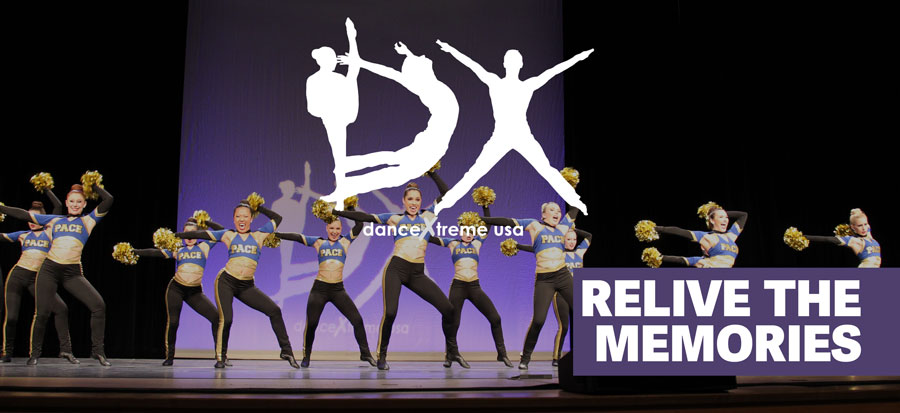Relive the memories from DX dance competitions